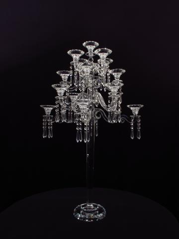Crystal Candelabra for event or wedding rental