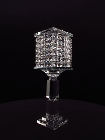 Crystal Candle Holder for wedding or event rental
