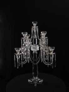 Crystal Candelabra for wedding and event rental
