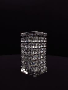 Crystal Candle Holder for wedding or event rental
